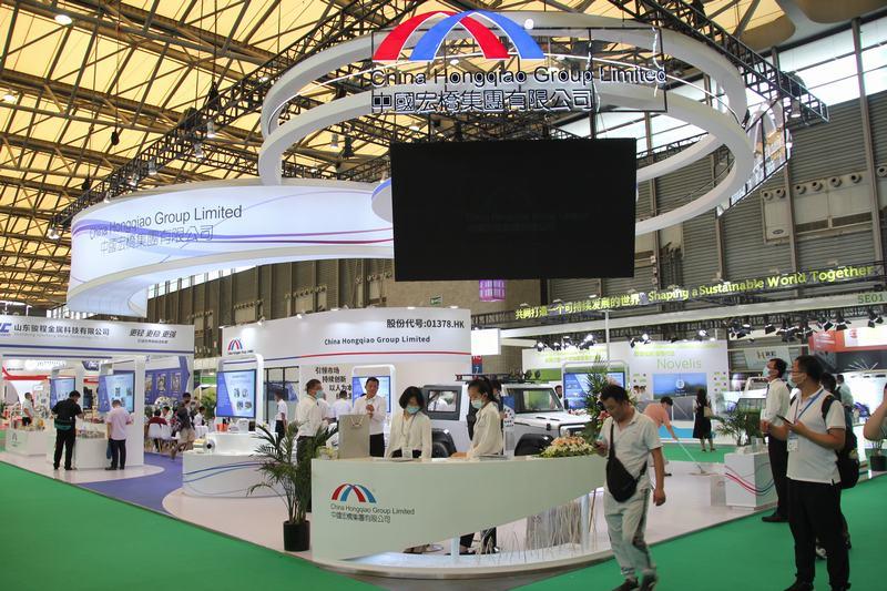 2021年中國國際鋁工業展全程圖片回顧十一