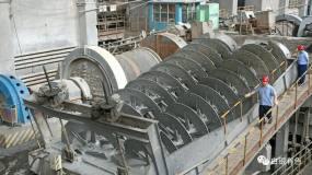 7月白银有色选矿公司铜系统处理量超产1.47万吨