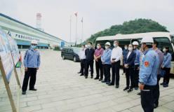 省委常委、曲靖市委书记李文荣到云铝淯鑫调研