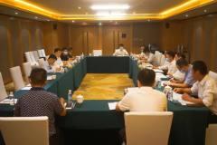 董长清总经理陪同中央第六生态环境保护督察组到中色大冶同步开展环保调研