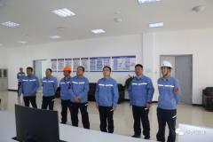 中铝集团副总经理刘建平到山西中润、山西华兴调研