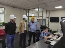 中國有色金屬報社社長張湘斌一行到撫順鋁業訂調研