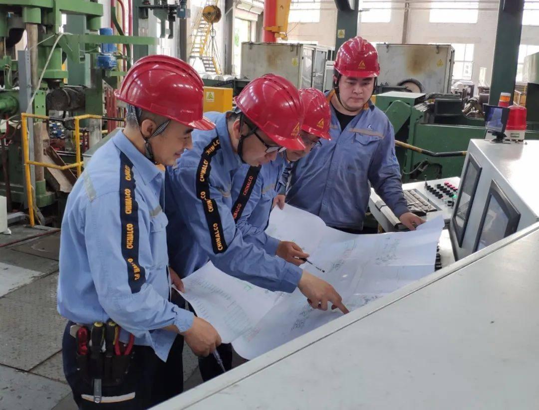 中铝东轻特材公司1-8月份生产经营创佳绩
