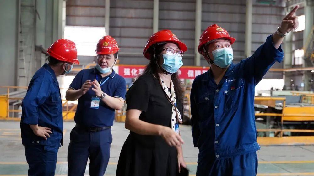 """江铜铅锌公司迎来""""九江市市长质量奖""""现场评审"""