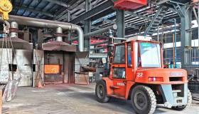 中色大冶冶炼厂通过问题整改优化紫杂铜竖炉生产