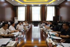 省人社厅就智能化煤矿建设及劳动用工情况派组到华阳新材料调研