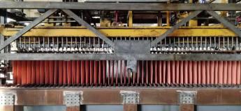 新疆五鑫铜业电解厂阴极铜月产突破15000吨