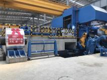 明泰铝业境外全资子公司韩国光阳铝业冷轧机成功穿带