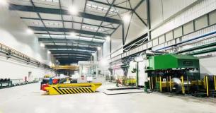 南山铝业动力电池箔新产线重磅投产 加速布局新能源材料