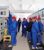 白银有色铅锌厂6kV渣处理配电站首次送电一次成功