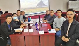 东南铜业干部员工参加精益生产管理特训