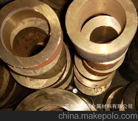 现货供应 ZQSn555锡青铜棒、铜管、铜带