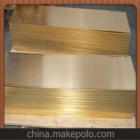厂家直销各规格黄铜合金H63黄铜棒h63异型材价格优惠