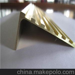 批發H59黃銅扁條廠家-常州黃銅型材開模-惠州黃銅排10*50mm