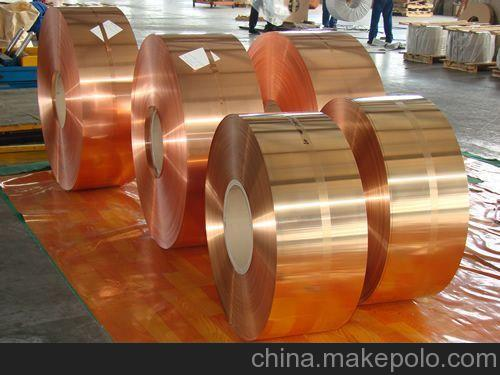 紫铜箔 T2铜箔 铜箔厂家