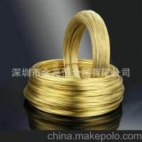 装饰性项链、手链、戒指等铜制品专用C2800黄铜线