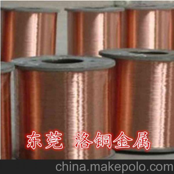 東莞洛銅 現貨T1/T2純紫銅線 導電焊接用,來圖定做異形銅線