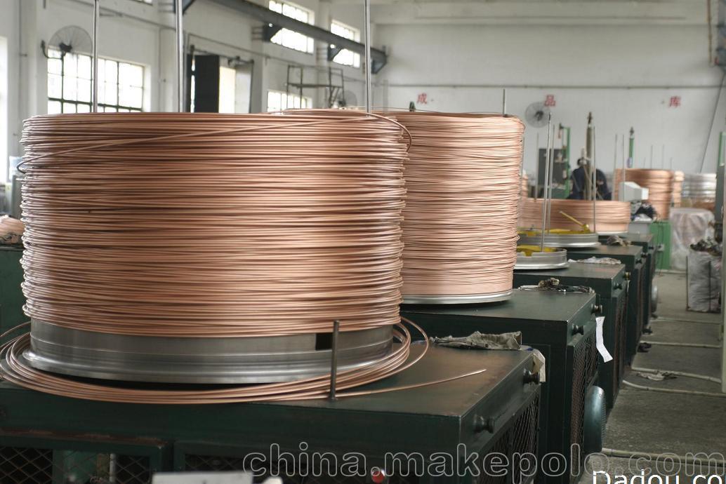 东莞C14500碲铜管 高弹性弹簧用当碲铜线