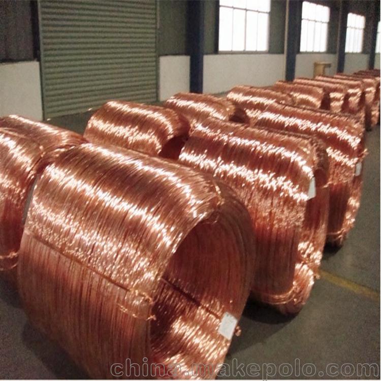 廠家直銷 紫銅線 直徑2mm 銅線 環保型紫銅線