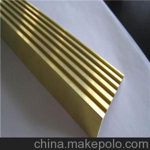 批发H59黄铜扁条厂家-常州黄铜型材开模-惠州黄铜排10*50mm