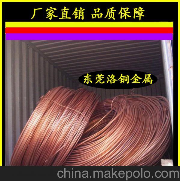 批发C1100/T2紫铜线,优质紫铜压扁线,含铜量99.96%铜线