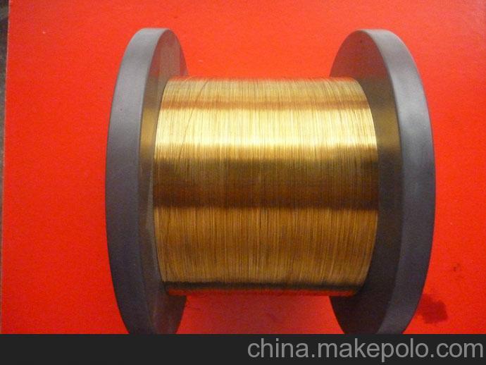 深圳國標沙迪克慢走絲銅線 高強度慢走絲銅絲