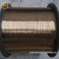 供应高韧性 高耐磨C17200铍铜线 铍青铜线 规格齐全