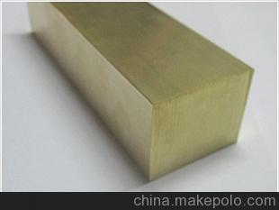 供应 黄铜型材 异形铜材 铜扁条 铜方条