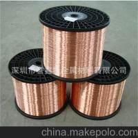 台湾第一伸铜线QFe0.5碲青铜线材