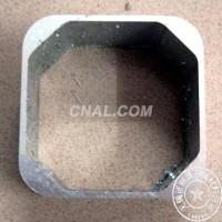 5A06冷拉合金铝管LF6铝合金方管