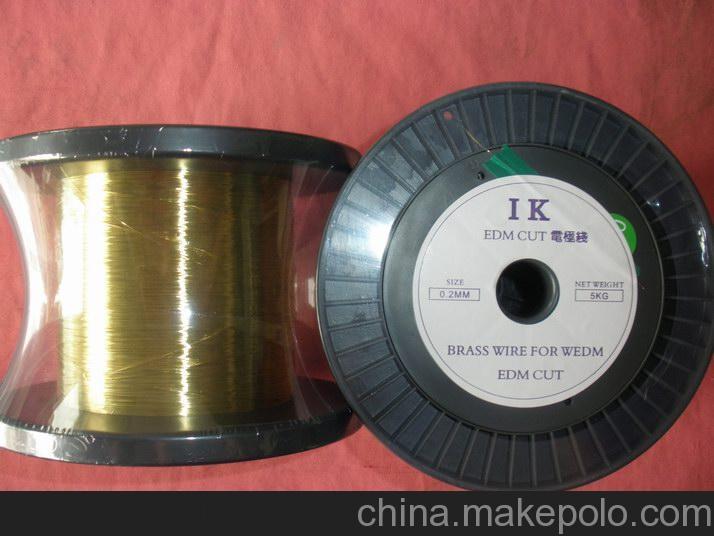 进口OKI慢走丝铜线,切割线铜丝
