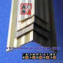 北京供应铜型材铜角铜门口压条铜水磨石条