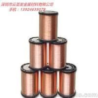 厂家供应T2半硬紫铜丝 全硬T3紫铜线