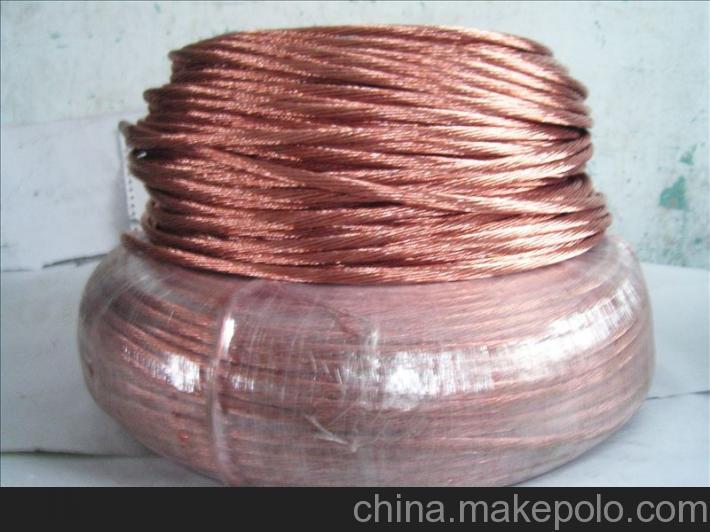国标T2镀锡紫铜线 0.03mm超细紫铜丝 电缆用导电线