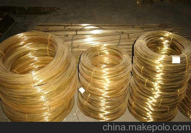 國標鉚釘黃銅線、環保打鉚釘專用磷銅線 鉚釘鋁線