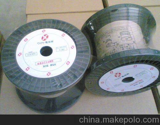 深圳国标沙迪克慢走丝铜线 高强度慢走丝铜丝
