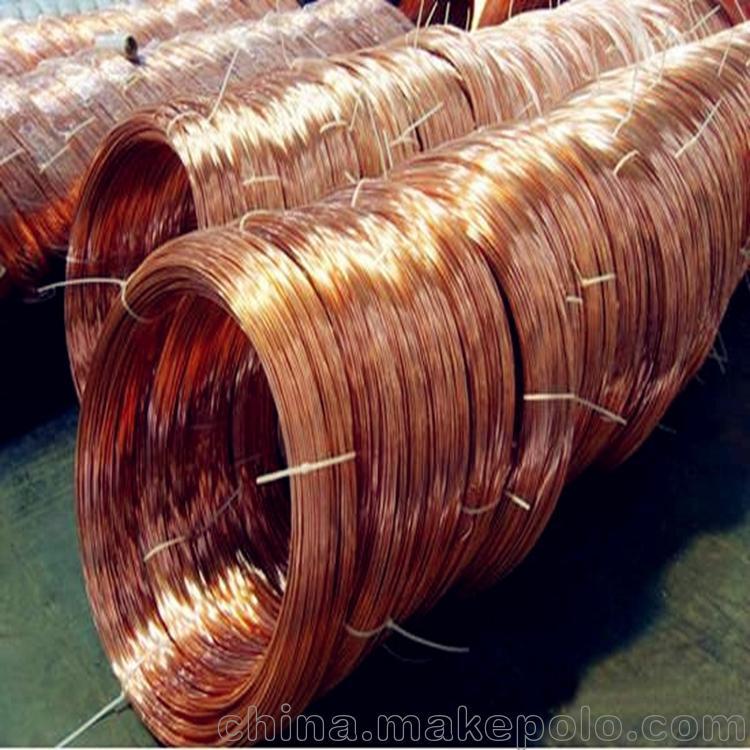 現貨供應T2紫銅絲紫銅線 1.5mm 2.0mm 紫銅線