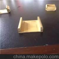 廠家直銷H59黃銅排/國標黃銅扁條/裝飾銅異型材生產