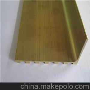 国标H59黄铜排-青岛10*70m黄铜扁条-河南黄铜型材开模拉拔