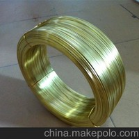 批发H65黄铜线,半硬黄铜螺丝线,插排用铜线