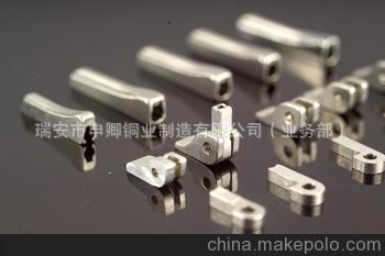 温州供应白铜型材/眼镜铰链/ROHS/白铜棒/白铜异型材/框丝材料