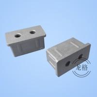 专业生产铝合金配件:百叶窗一通