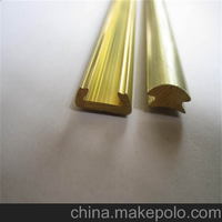 现货低价H59黄铜排/国标黄铜扁条/苏州黄铜型材特殊定做