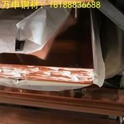 熱銷C1100紫銅帶紫銅箔 TU1無氧紅銅板 高品質T2純銅板帶箔