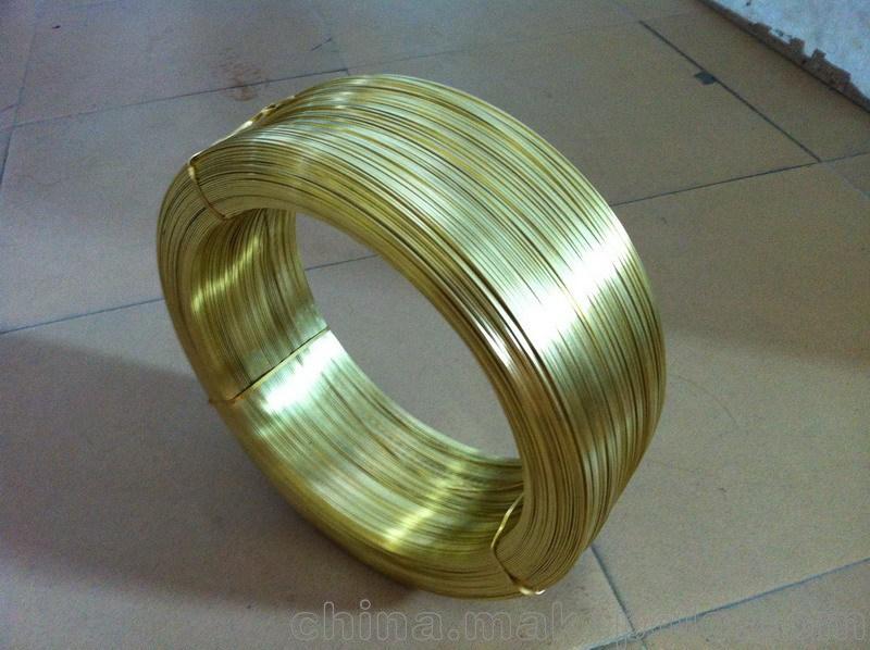 半硬、软态黄铜线 日标黄铜丝 三宝原装进口铜线