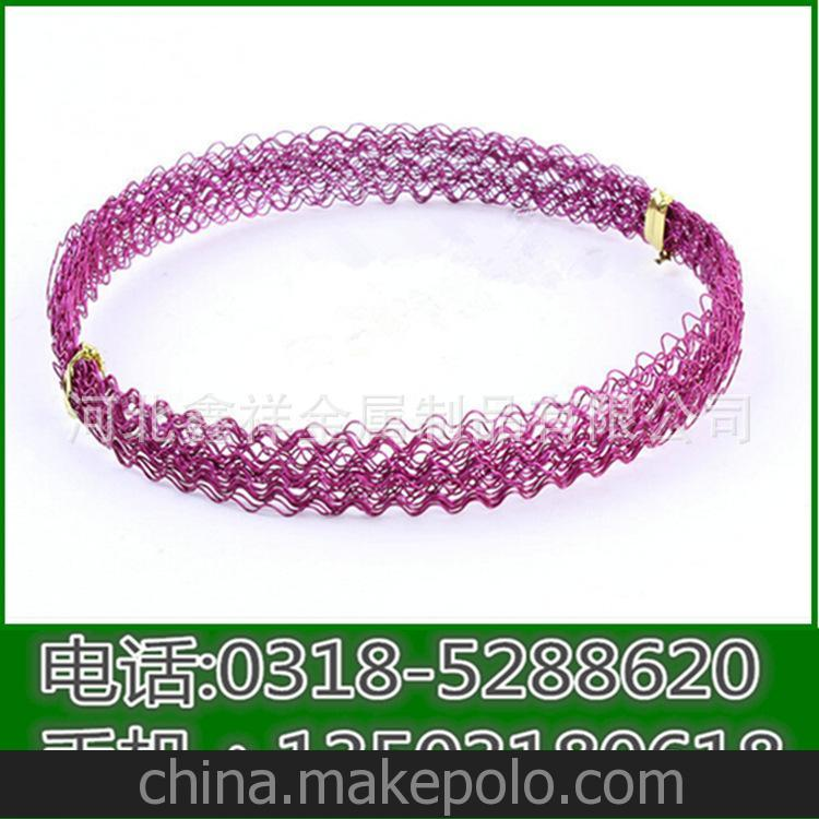 厂家直销优质雕花氧化铝线 彩色氧化铝线批发 高品质漆包铝线
