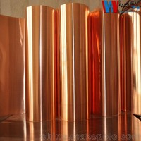 T2紫铜箔 电真空器件印刷电路铜箔 紫铜带