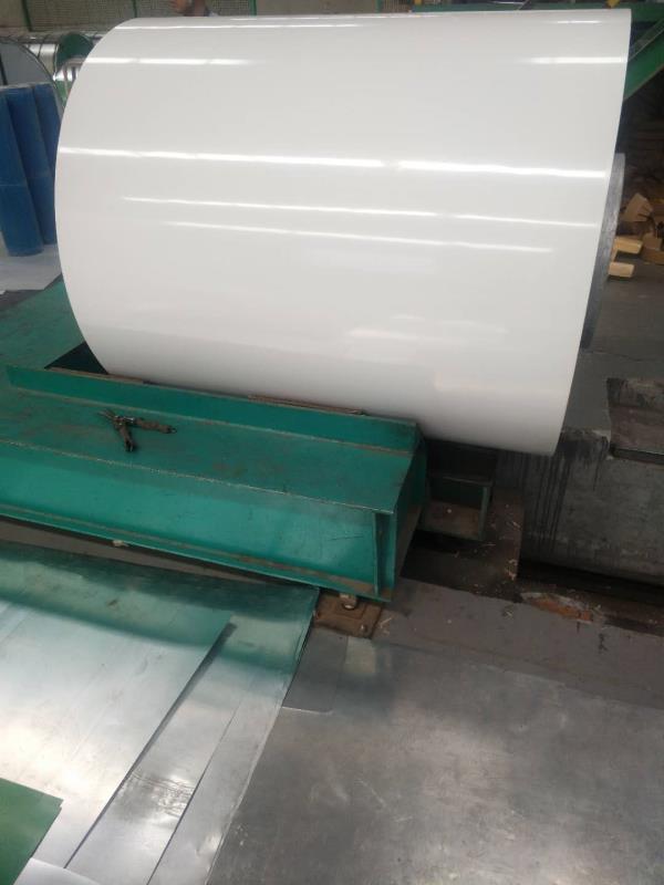 厂家1060氟碳漆彩涂铝卷现货