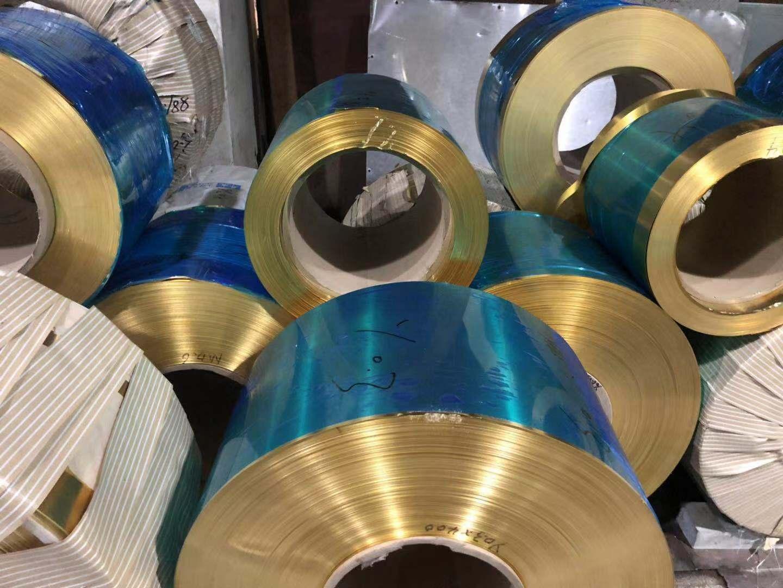 供應優質H65黃銅帶H62黃銅帶