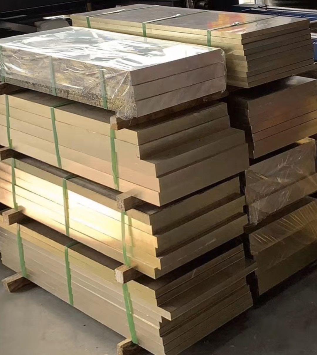 厂家供应H65黄铜板H62黄铜板
